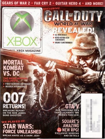 Official Xbox Magazine 086 August 2008