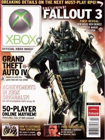 Official Xbox Magazine 082 April 2008