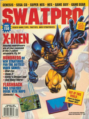 S.W.A.T.Pro Issue 13 September 1993