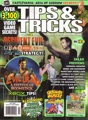 Tips & Tricks Issue 101 July 2003