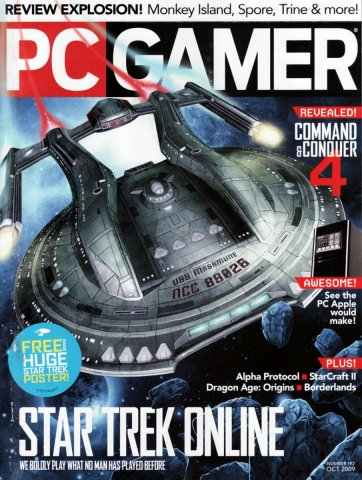 PC Gamer Issue 192 October 2009 (cover 4)