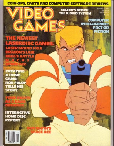 Video Games Issue 15 (December 1983)