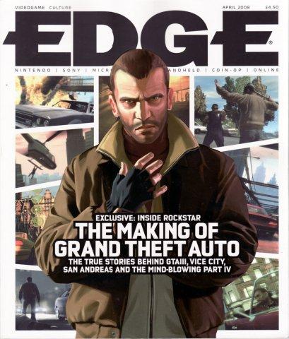 Edge 187 (April 2008)