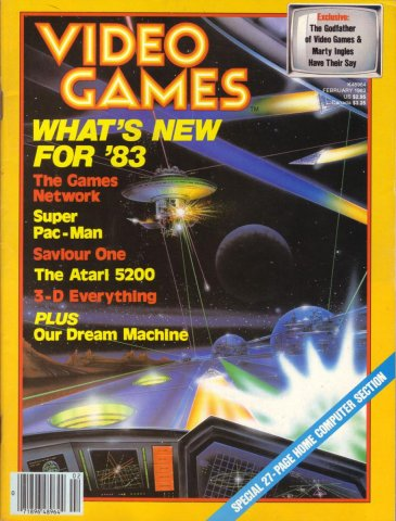 Video Games Issue 05 (February 1983)