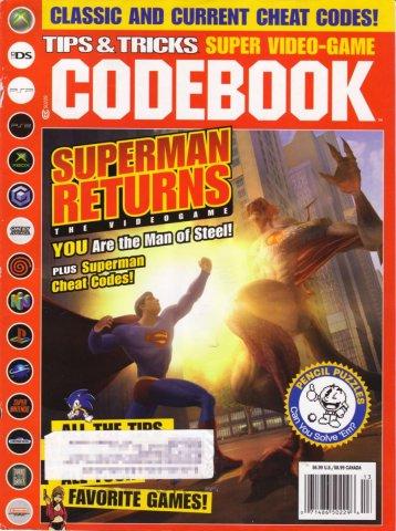 Tips & Tricks Super Video-Game Codebook