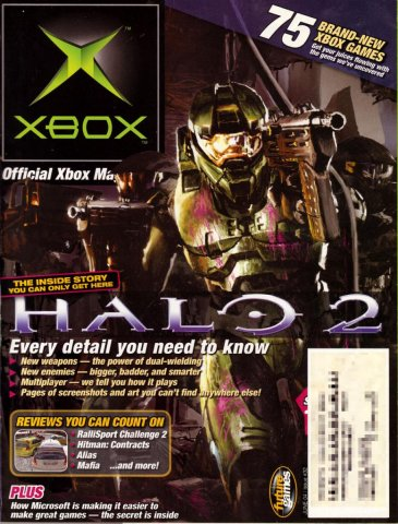 Official Xbox Magazine 032 June 2004