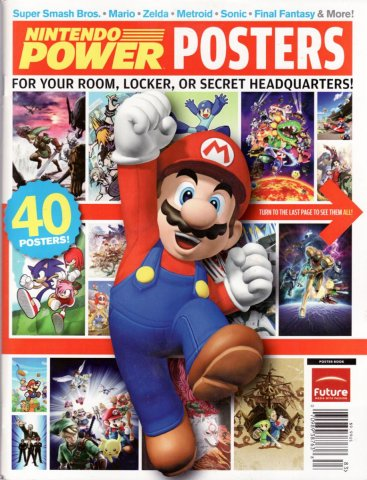 Nintendo Power Posters