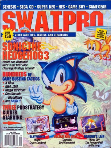 S.W.A.T.Pro Issue 17 May 1994