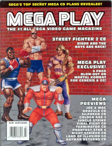 Mega Play Vol.4 No.3 June 1993