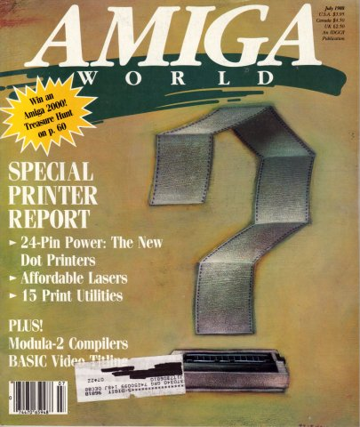 Amiga World 8807