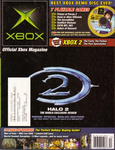 Official Xbox Magazine 038 December 2004
