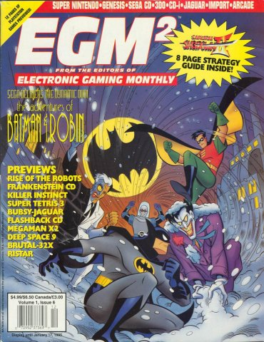 EGM2 Issue 06 (December 1994)