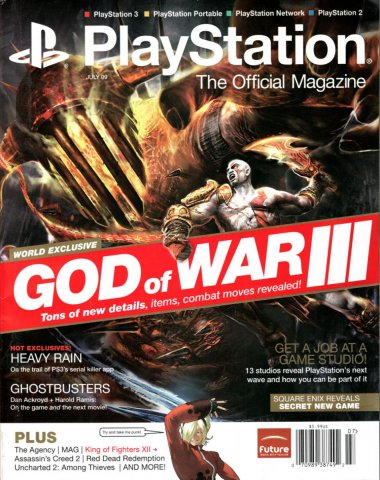 PlayStation The Official Magazine
