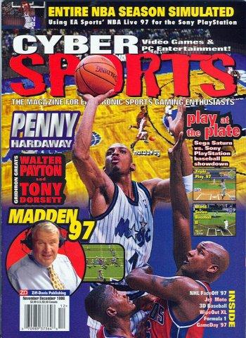 Cyber Sports Nov 1996