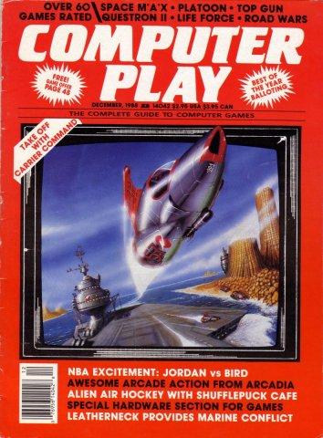 Computer Play Dec 1988