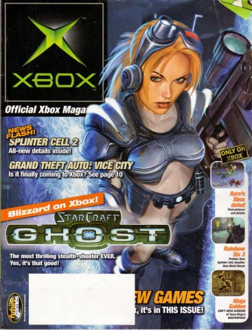 Official Xbox Magazine 021 August 2003