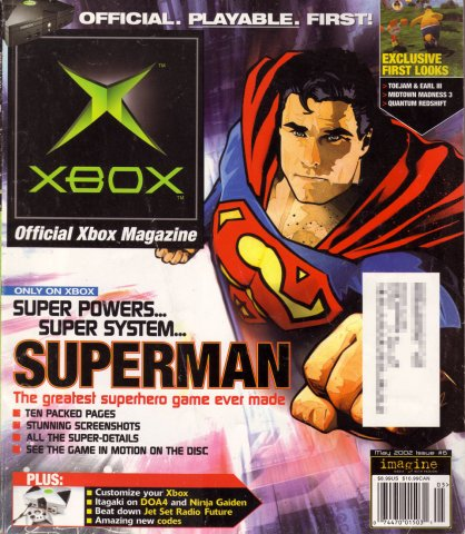 Official Xbox Magazine 006 May 2002