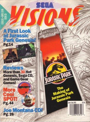 Sega Visions Issue 013 (June/July 1993)