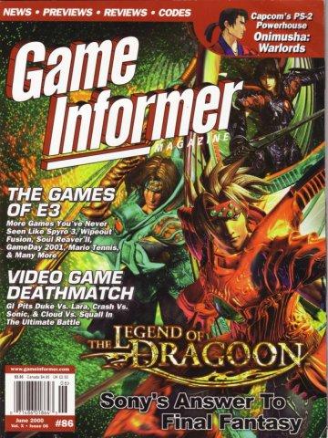 Game Informer Issue 086 June 2000