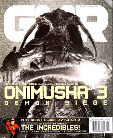GMR Issue 17 June 2004