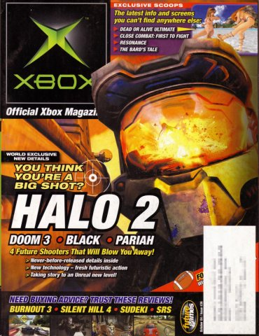 Official Xbox Magazine 036 October 2004