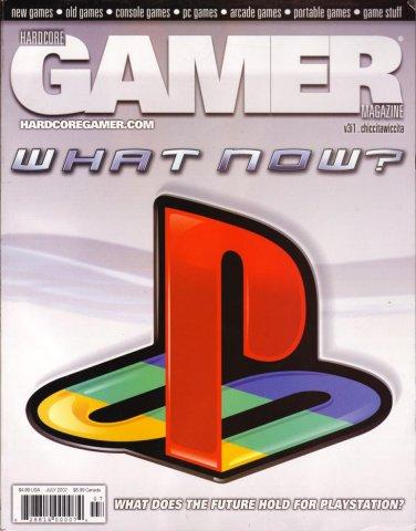 Hardcore Gamer Issue 25 July 2007