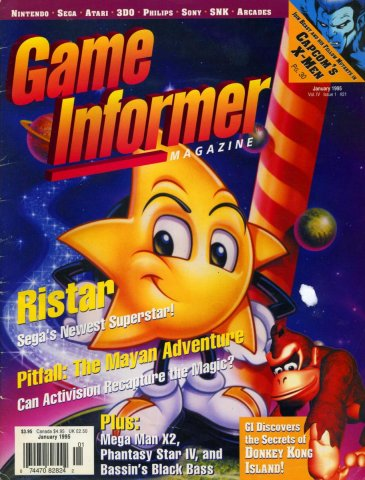 Game Informer Issue 021 January 1995