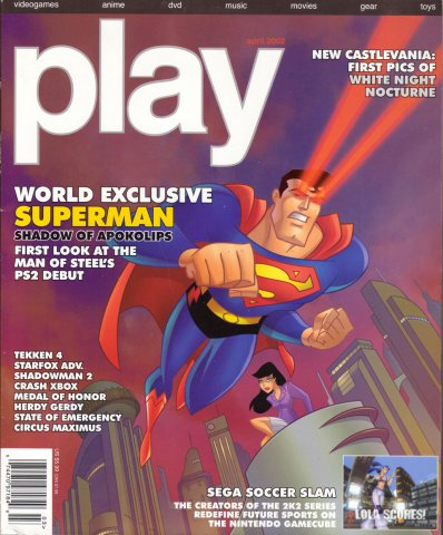 play Issue 004 (April 2002)