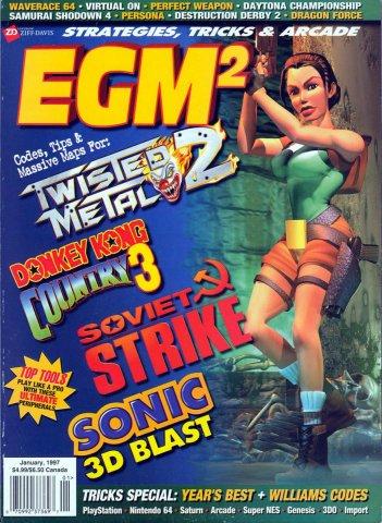 EGM2 Issue 31 (January 1997)