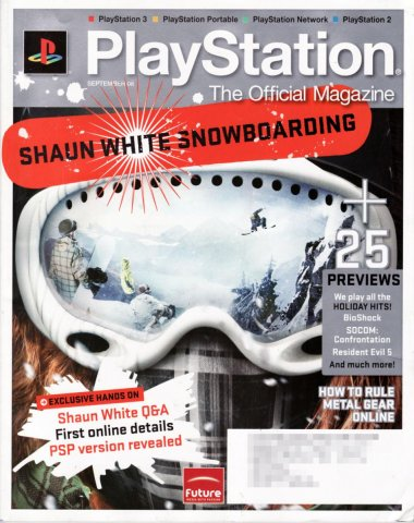 PlayStation The Official Magazine (USA) Issue 010 September 2008