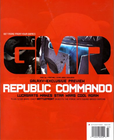 GMR Issue 14 March 2004