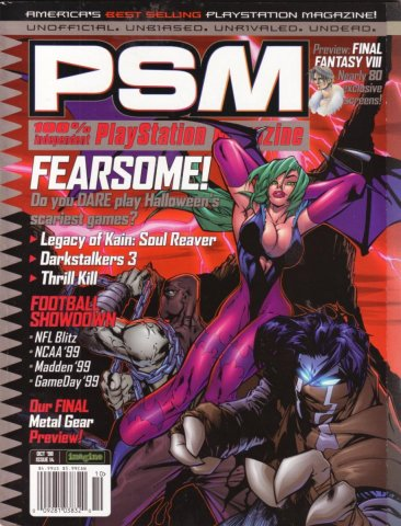 PSM Issue 014 October 1998