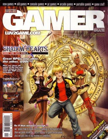 Hardcore Gamer Issue 10 April 2006