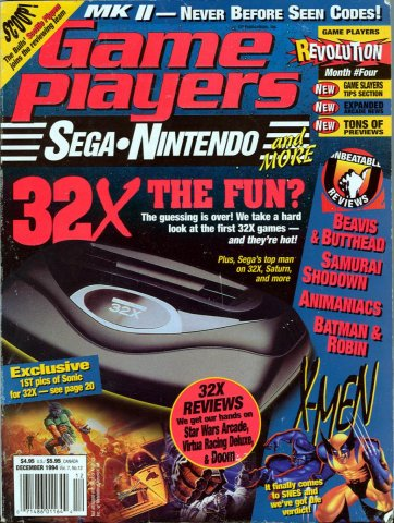 Game Players Issue 047 December 1994