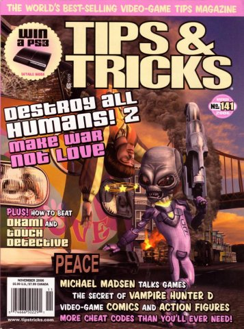 Tips & Tricks Issue 141 November 2006