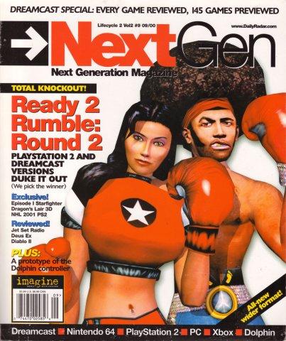 Next Generation Issue 69 September 2000