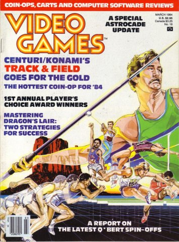 Video Games Issue 18 (March 1984)