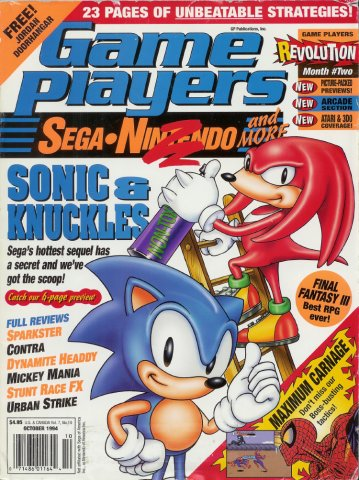 Game Players Issue 045 October 1994