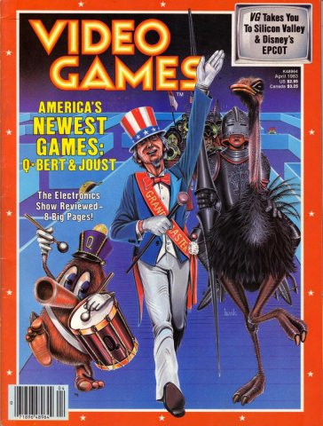 Video Games Issue 07 (April 1983)