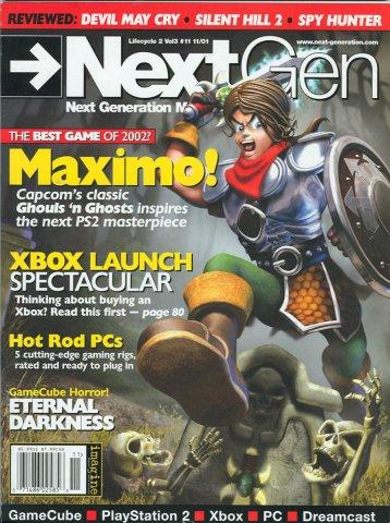 Next Generation Issue 83 November 2001