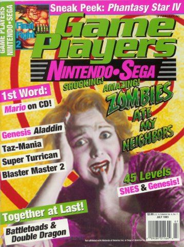 Game Players Issue 049 July 1993