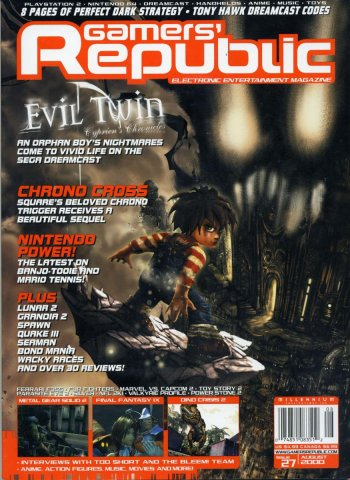 Gamers Republic issue 027 August 2000