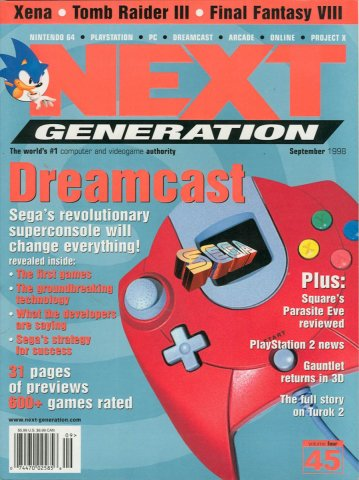 Next Generation Issue 45 September 1998