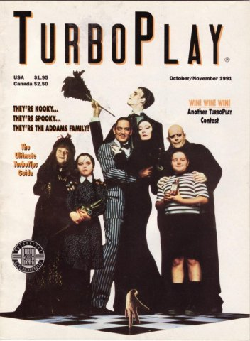 TurboPlay Issue 009 October-November 1991