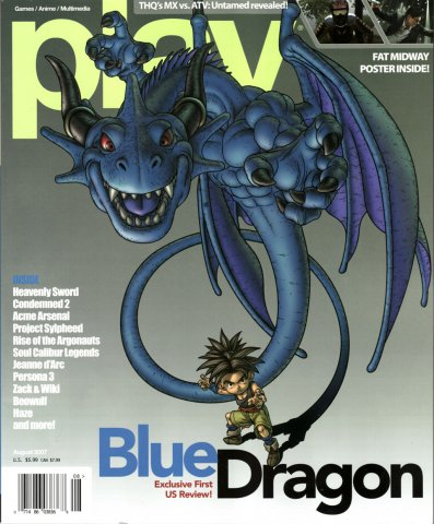 play Issue 068 (August 2007)