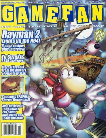 Gamefan Issue 75 November 1999 (Volume 7 Issue 11)