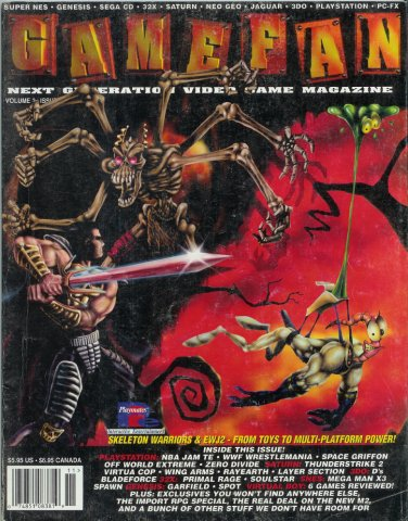 Gamefan Issue 35 November 1995 (Volume 3 Issue 11)