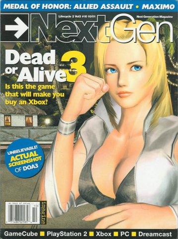 Next Generation Issue 82 October 2001