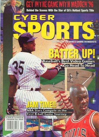 Cyber Sports Premiere Fall 1995