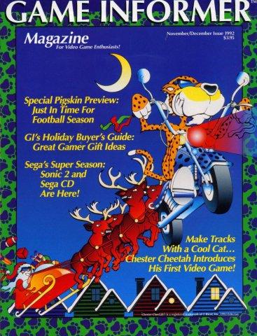 Game Informer Issue 007 November/December 1992